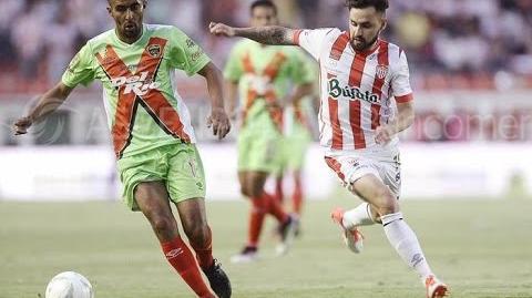 Necaxa vs FC Juarez 1-0 Final por el Ascenso Ida 2015-2016 (HD)