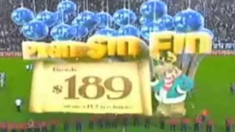 Atlante vs Pumas Final Torneo Apertura 2007