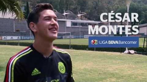 César Montes, la Joya del Club Monterrey