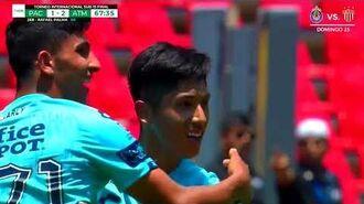 Resumen y Goles Pachuca vs Atlético de Madrid Torneo Internacional - Gran Final Liga BBVA MX