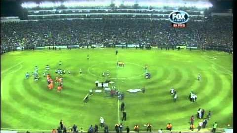 León vs Correcaminos 5-0 Final de Ascenso Vuelta 2011-2012 Futbol Mexicano - Goles Festejos