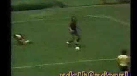 Cabinho O rei do gol de Mexico