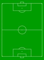 Soccer Field Transparant