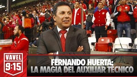 ⭐️ Entrevista Fernando Huerta años y títulos de auxiliar técnico