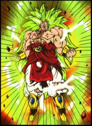 Legendary super saiyan 3 broly by adinosupremacist-d3j8x02