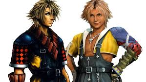 Shuyin and tidus