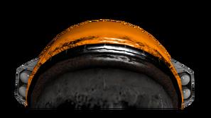 Capac Helmet Cutout