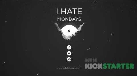 Light Fall and Mondays