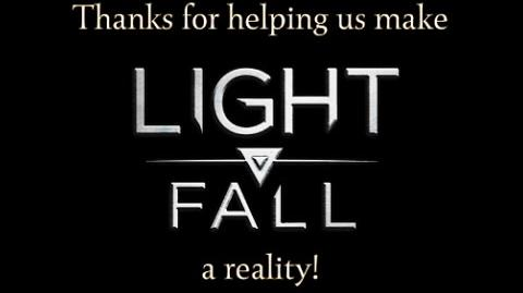 Light Fall Challenge Kickstarter Funded Celebration
