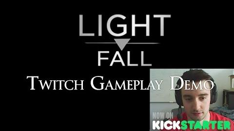 Light Fall May 15th Stream
