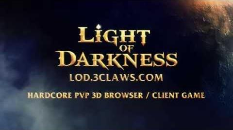 Light of Darkness International- 3Claws- New Game MMORPG 2015