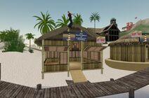 The Marketplace-Lg Tiki Hut