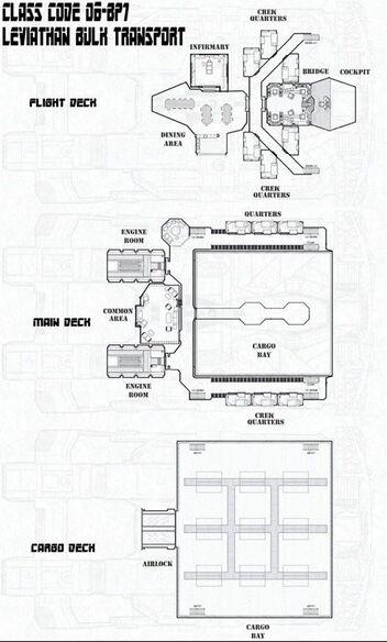Leviathan Deck
