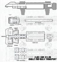 Eagle deckplan