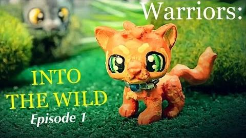 Warrior Cats - Into the Wild Episode 1