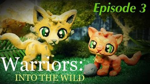 Warrior Cats - Into the Wild Episode 3
