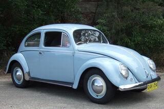 Mel's Volkswagen