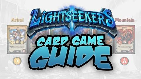 How to play - Lightseekers Card Game!