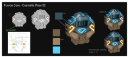 Fusion core 1