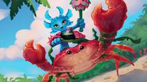 Kora and Snippy
