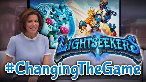 PlayFusion & Lightseekers - ChangingtheGame