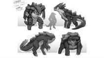 Tyrax concept art 2