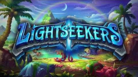 Lightseekers! Next generation RPG and toys to life game!