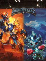 Lightseekers poster