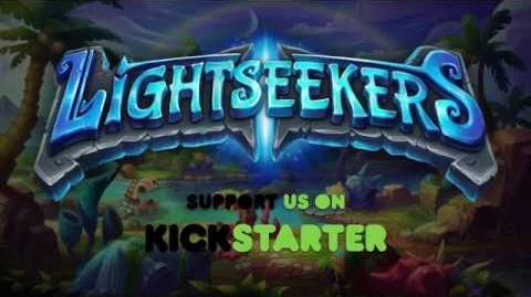 Lightseekers is on Kickstarter!
