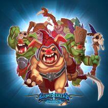 Lightseekers characters image 2
