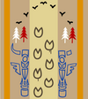 Drapeau NT