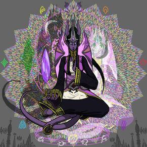 Tahajmul meditation