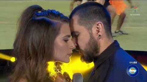 Oscar Schwebel y Gina Castellanos - No Puedo Entender -LikeLaLeyenda