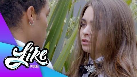 ¡Machu humilla a la mamá de Silverio! - Like la leyenda - Televisa