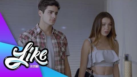 Los padres de Antonia rechazan a Ulises - Like la leyenda - Televisa