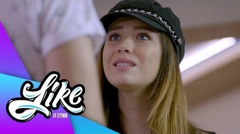 ¡Daniel le confiesa a Toni que él la grabo desnuda! - Like la Leyenda-Televisa