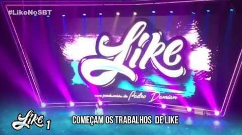 LIKE Dia1 - Começam os trabalhos da nova produção de Pedro Damian