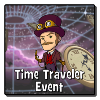 Time Traveler Icon