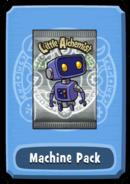 Machine Pack Selector