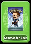 Commander Pack Selector
