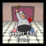 Copper Chef Event