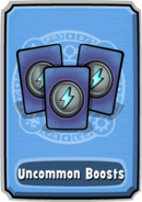 Uncommon Boost Selector