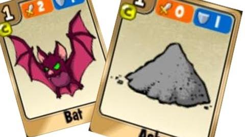 Ash and Bat combos
