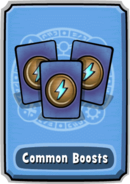 Common Boost Selector