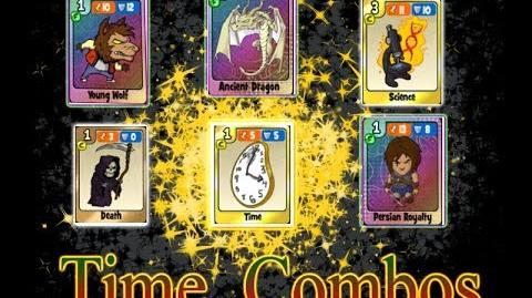 Little Alchemist Game - Time Card Combos And Event Review