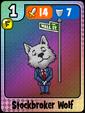 Stockbroker Wolf