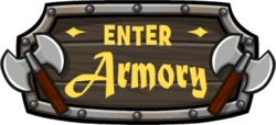 Armory Sign