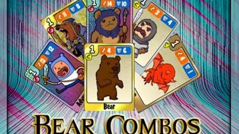 Little Alchemist - Bear Combos