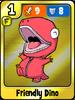 Friendly Dino