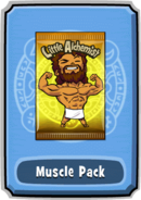 Muscle Pack Selector
